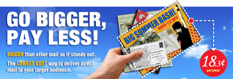 Every Door Direct Mail Printing Services at NextDayFlyers